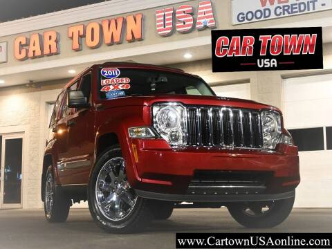 2011 Jeep Liberty for sale at Car Town USA in Attleboro MA