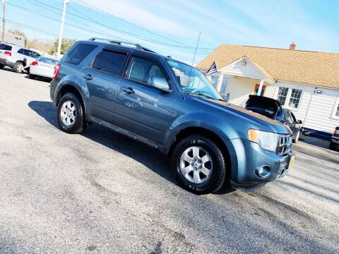 2010 Ford Escape for sale at New Wave Auto of Vineland in Vineland NJ