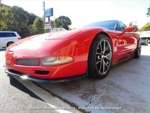 2004 Chevrolet Corvette for sale at Michael D Stout in Cumming GA