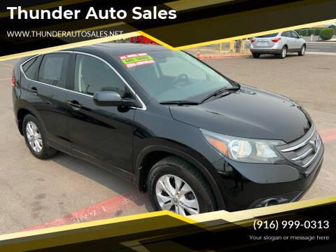 2013 Honda CR-V for sale at Thunder Auto Sales in Sacramento CA