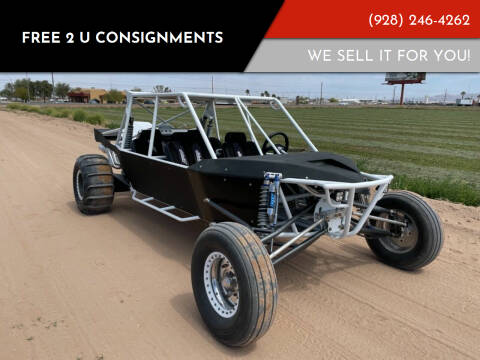 2019 Chevrolet Sandrail for sale at FREE 2 U Consignments in Yuma AZ