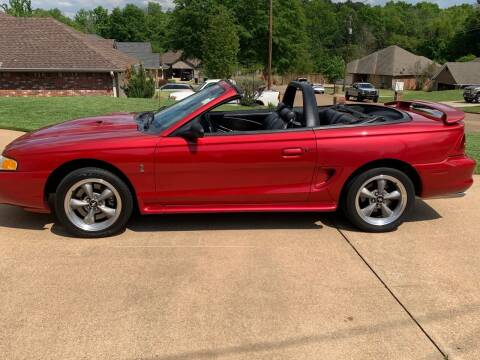 1998 Ford Mustang SVT Cobra for sale at The Car Buying Center in Saint Louis Park MN