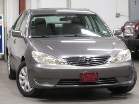 2005 Toyota Camry for sale at CarPlex in Manassas VA