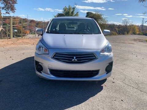 2017 Mitsubishi Mirage G4 for sale at Car ConneXion Inc in Knoxville TN