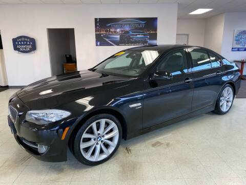 2011 BMW 5 Series for sale at Used Car Outlet in Bloomington IL