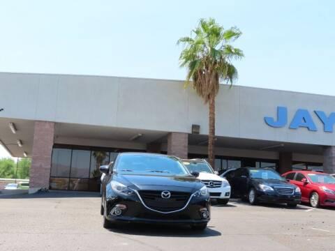 2015 Mazda MAZDA3 for sale at Jay Auto Sales in Tucson AZ