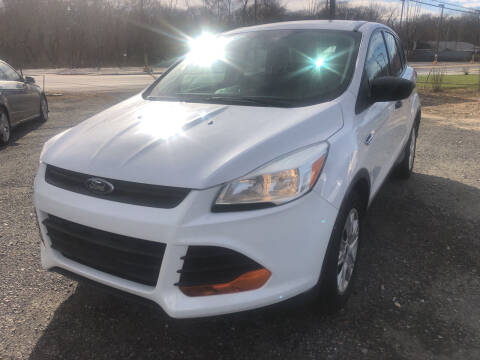 2014 Ford Escape for sale at AUTO OUTLET in Taunton MA