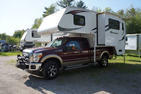 2011 Ford F-350 Super Cab 8' Bed SRW for sale at Polar RV Sales in Salem NH