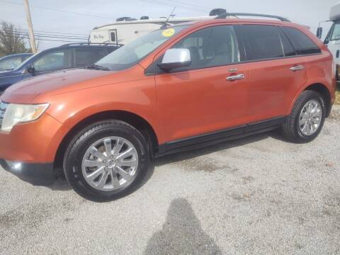 2007 Ford Edge for sale at Mr E's Auto Sales in Lima OH