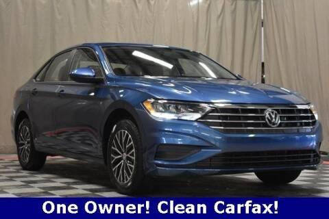 2021 Volkswagen Jetta for sale at Vorderman Imports in Fort Wayne IN