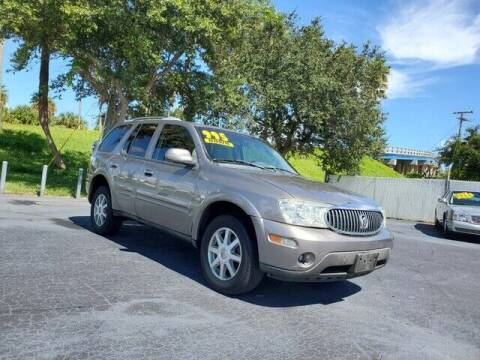 2006 Buick Rainier for sale at Select Autos Inc in Fort Pierce FL