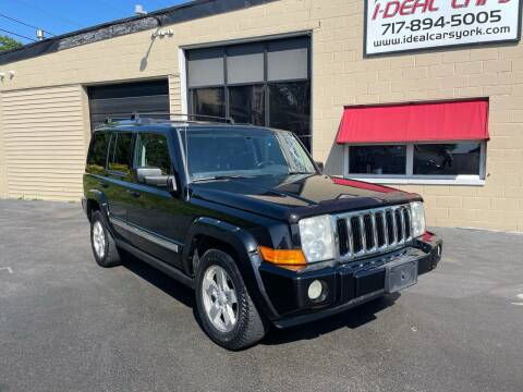 2007 Jeep Commander for sale at I-Deal Cars LLC in York PA