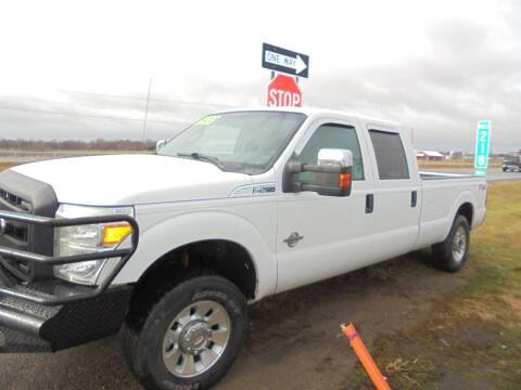2011 Ford F-250 Super Duty for sale at Engels Autos Inc in Ramsey MN