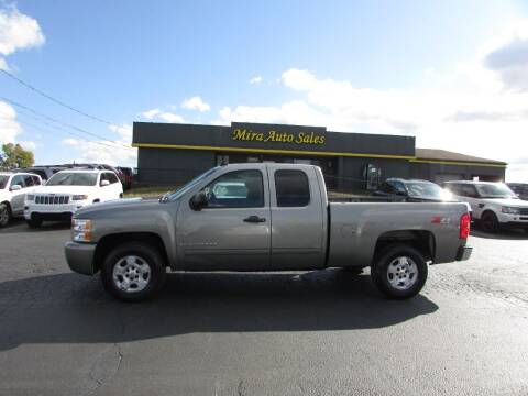 2009 Chevrolet Silverado 1500 for sale at MIRA AUTO SALES in Cincinnati OH