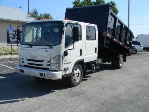 2019 Isuzu NPR for sale at Longwood Truck Center Inc in Sanford FL