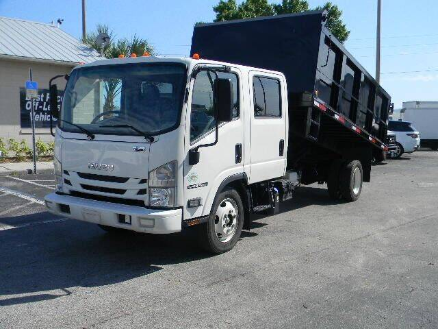 2019 Isuzu NPR for sale at Longwood Truck Center Inc in Sanford FL