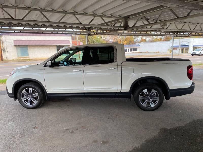 2018 Honda Ridgeline AWD RTL-E 4dr Crew Cab 5.3 ft. SB - Elizabethton TN