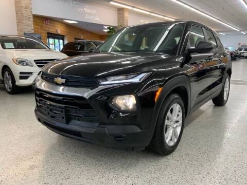 2021 Chevrolet TrailBlazer for sale at Dixie Imports in Fairfield OH
