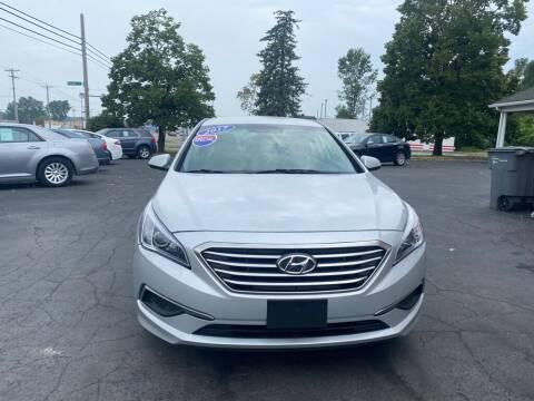 2017 Hyundai Sonata for sale at Motornation Auto Sales in Toledo OH