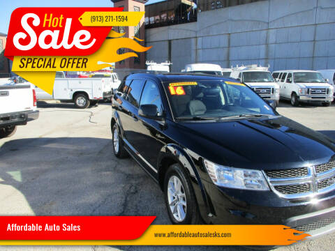2016 Dodge Journey for sale at Affordable Auto Sales in Olathe KS