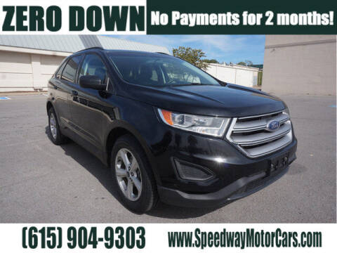 2016 Ford Edge for sale at Speedway Motors in Murfreesboro TN