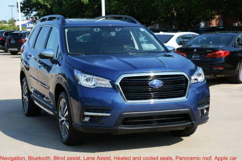 2021 Subaru Ascent for sale at Silver Star Motorcars in Dallas TX