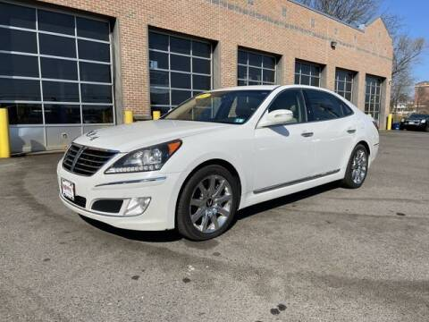 2013 Hyundai Equus for sale at Matrix Autoworks in Nashua NH