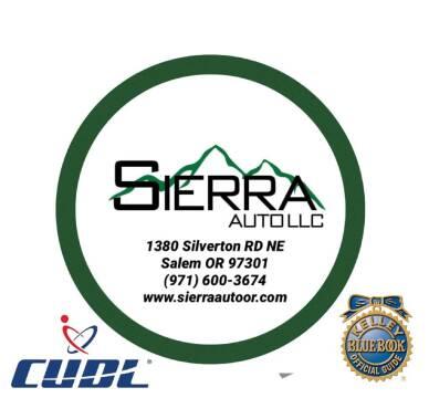2012 RAM Ram Pickup 1500 for sale at SIERRA AUTO LLC in Salem OR