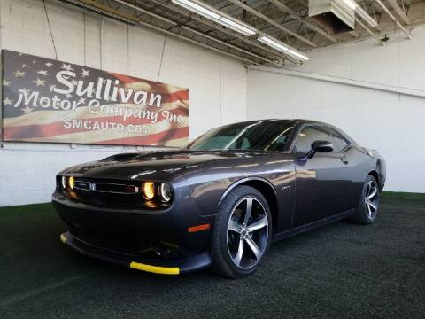 2019 Dodge Challenger for sale at SULLIVAN MOTOR COMPANY INC. in Mesa AZ