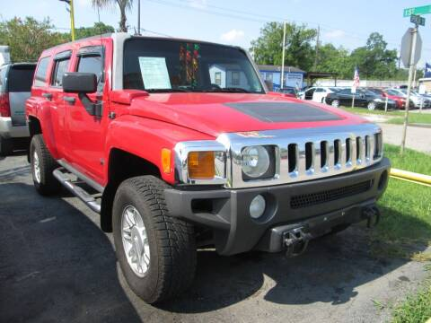 2007 HUMMER H3 for sale at Pasadena Auto Planet in Houston TX