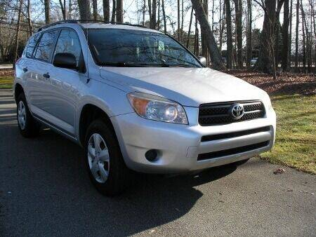 2007 Toyota RAV4 for sale at RICH AUTOMOTIVE Inc in High Point NC
