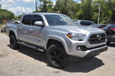 2019 Toyota Tacoma for sale at Elite Motorcar, LLC in Deland FL