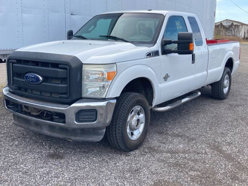 2012 Ford F-250 Super Duty for sale at Ada Truck Sales in Ada OH