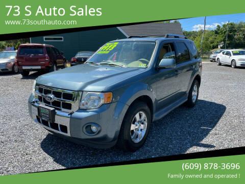 2012 Ford Escape for sale at 73 S Auto Sales in Hammonton NJ