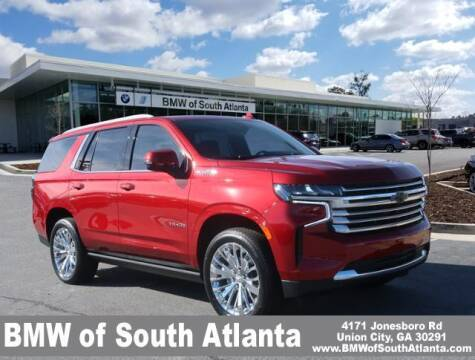 2021 Chevrolet Tahoe for sale at Carol Benner @ BMW of South Atlanta in Union City GA