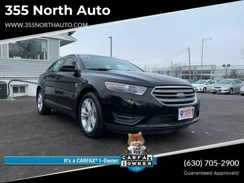 2016 Ford Taurus for sale at 355 North Auto in Lombard IL