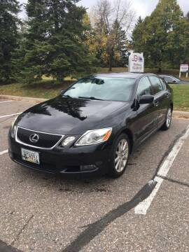 2007 Lexus GS 350 for sale at Specialty Auto Wholesalers Inc in Eden Prairie MN