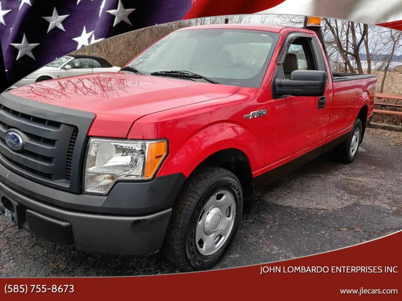 2009 Ford F-150 for sale at John Lombardo Enterprises Inc in Rochester NY
