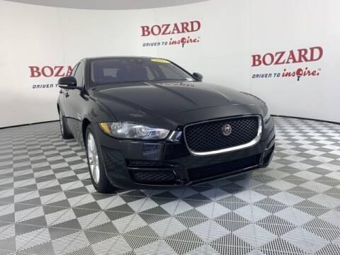 2017 Jaguar XE for sale at BOZARD FORD in Saint Augustine FL