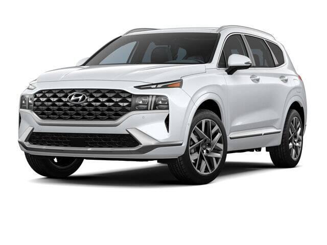 2021 Hyundai Santa Fe for sale at Shults Hyundai in Lakewood NY