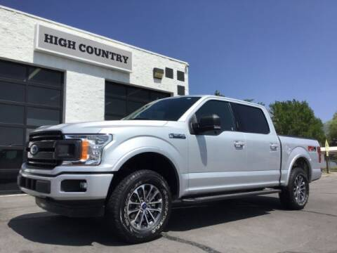 2019 Ford F-150 for sale at High Country Motor Co in Lindon UT