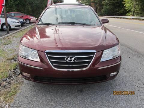 2009 Hyundai Sonata for sale at Mid - Way Auto Sales INC in Montgomery NY