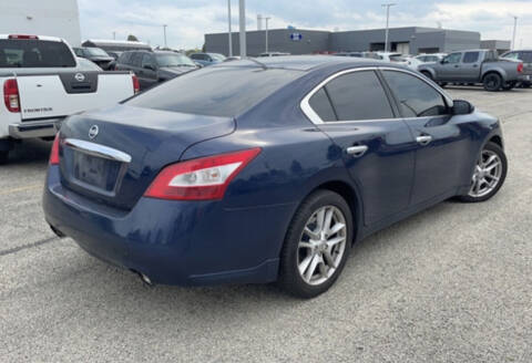 2009 Nissan Maxima for sale at Auto Deals in Roselle IL