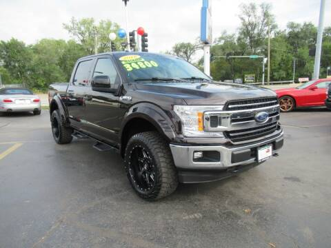 2018 Ford F-150 for sale at Auto Land Inc in Crest Hill IL