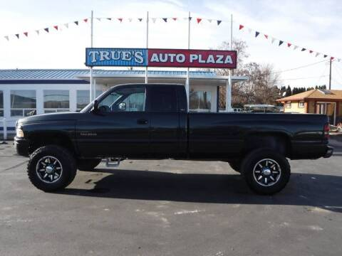 2002 Dodge Ram Pickup 2500 for sale at True's Auto Plaza in Union Gap WA