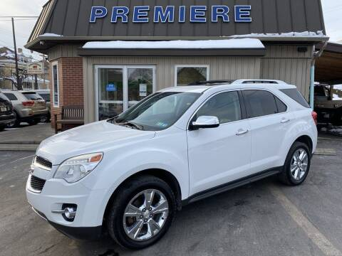 2013 Chevrolet Equinox for sale at Premiere Auto Sales in Washington PA