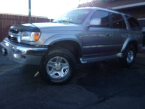 2002 Toyota 4Runner for sale at Sindibad Auto Sale, LLC in Englewood CO
