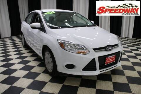 2014 Ford Focus for sale at SPEEDWAY AUTO MALL INC in Machesney Park IL