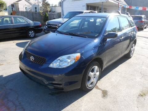 2003 Toyota Matrix for sale at N H AUTO WHOLESALERS in Roslindale MA