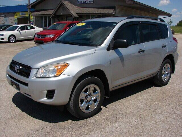 2011 Toyota RAV4 for sale at Lehmans Automotive in Berne IN